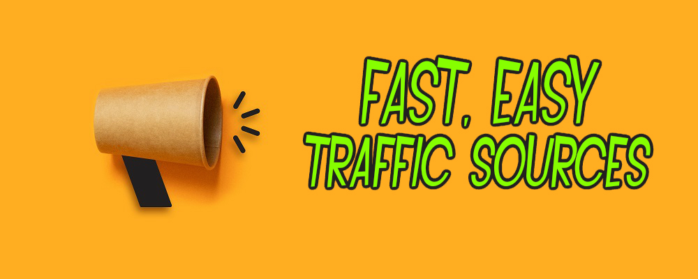 Fast, Easy Traffic Sources for Business Opportunity Promoters